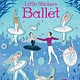 Little Stickers Ballet (with foil cover & stickers)