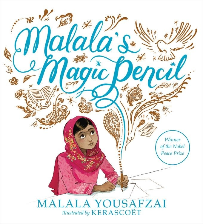 Little, Brown Books for Young Readers Malala's Magic Pencil: Malala Yousafzai