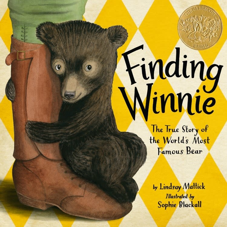 Finding Winnie: The True Story of... Most Famous Bear