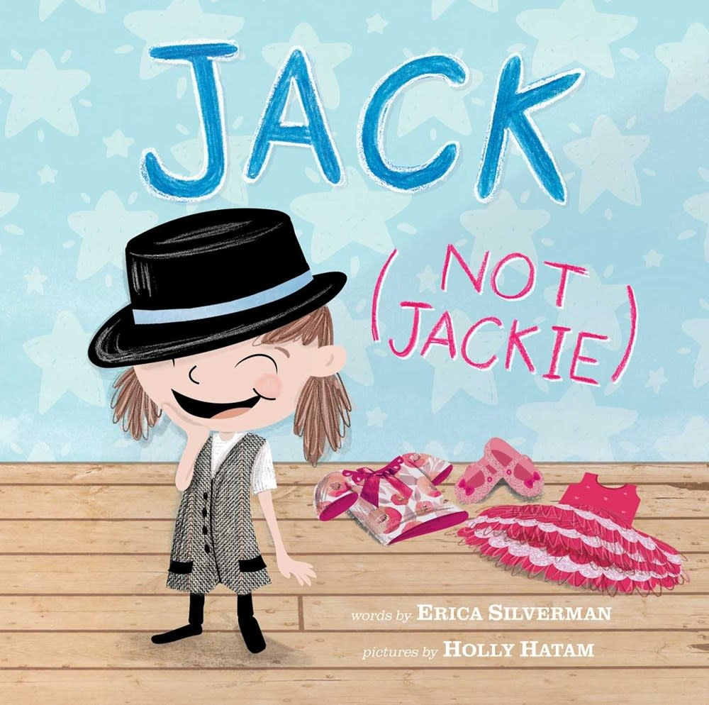 little bee books Jack (Not Jackie)