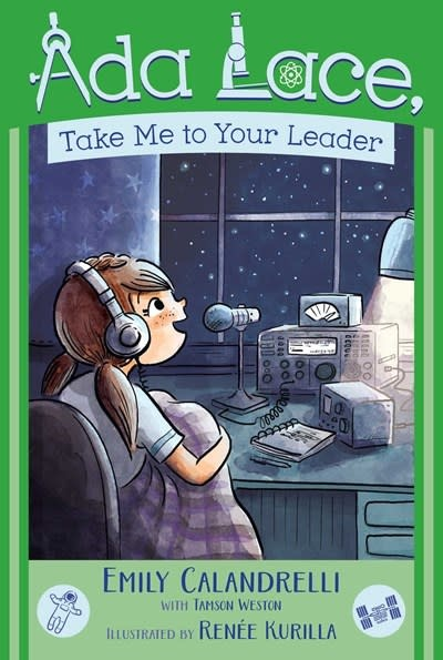 Simon & Schuster Books for Young Readers Ada Lace 03 Take Me to Your Leader