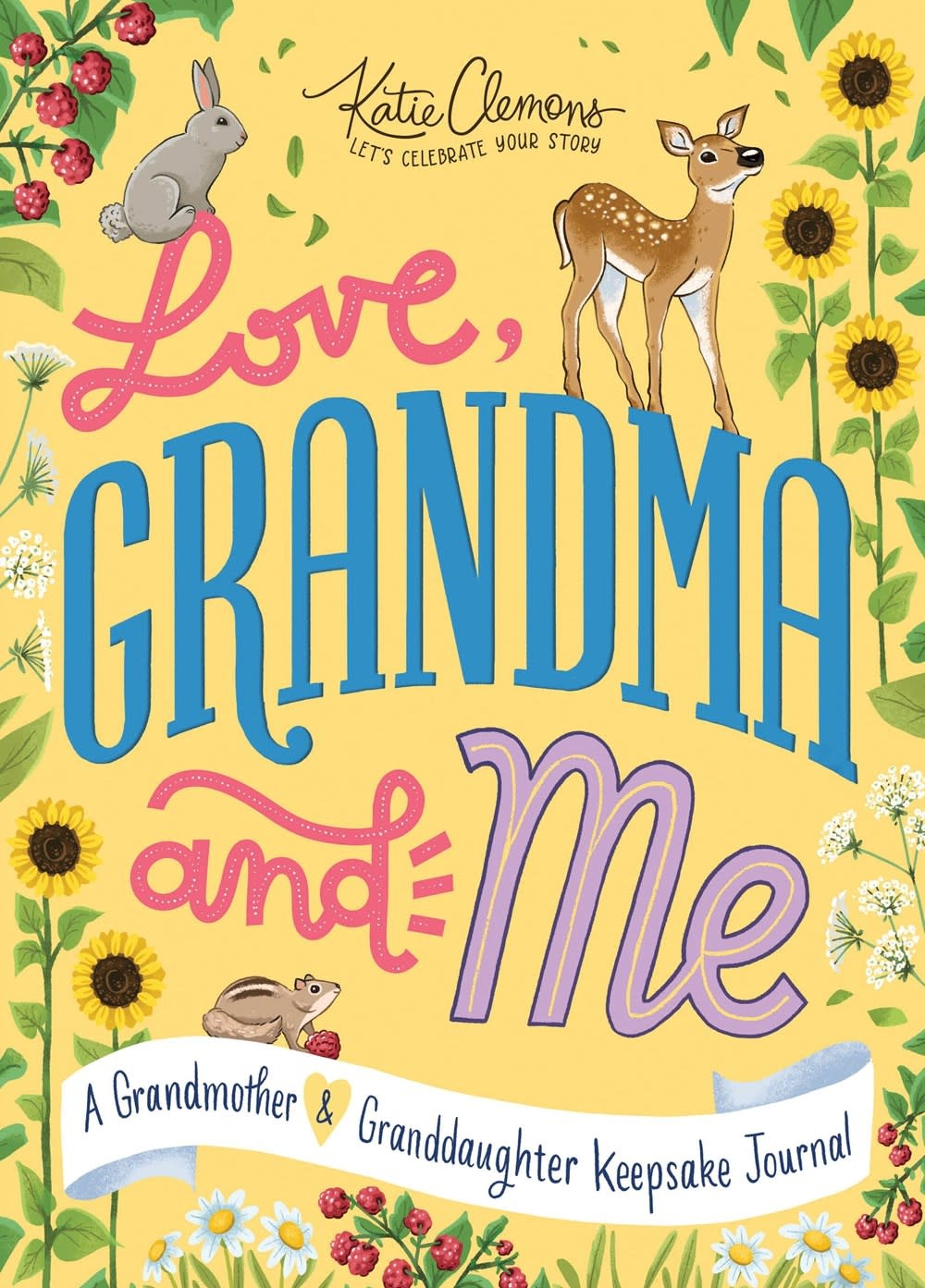 Sourcebooks Explore Love, Grandma and Me