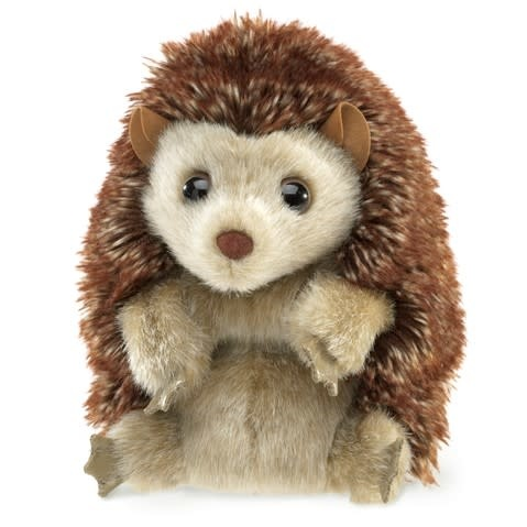 Folkmanis Hedgehog (Small Puppet)
