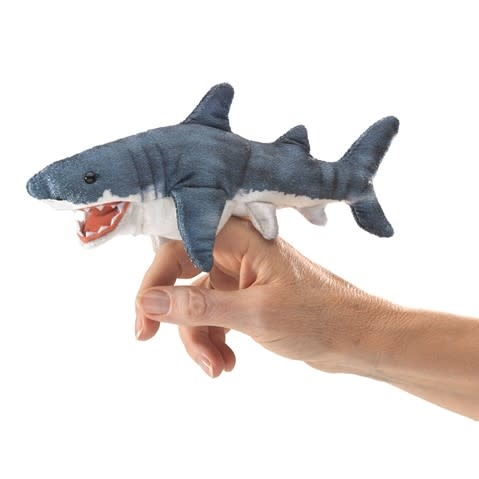 Folkmanis Mini Shark (Finger Puppet)