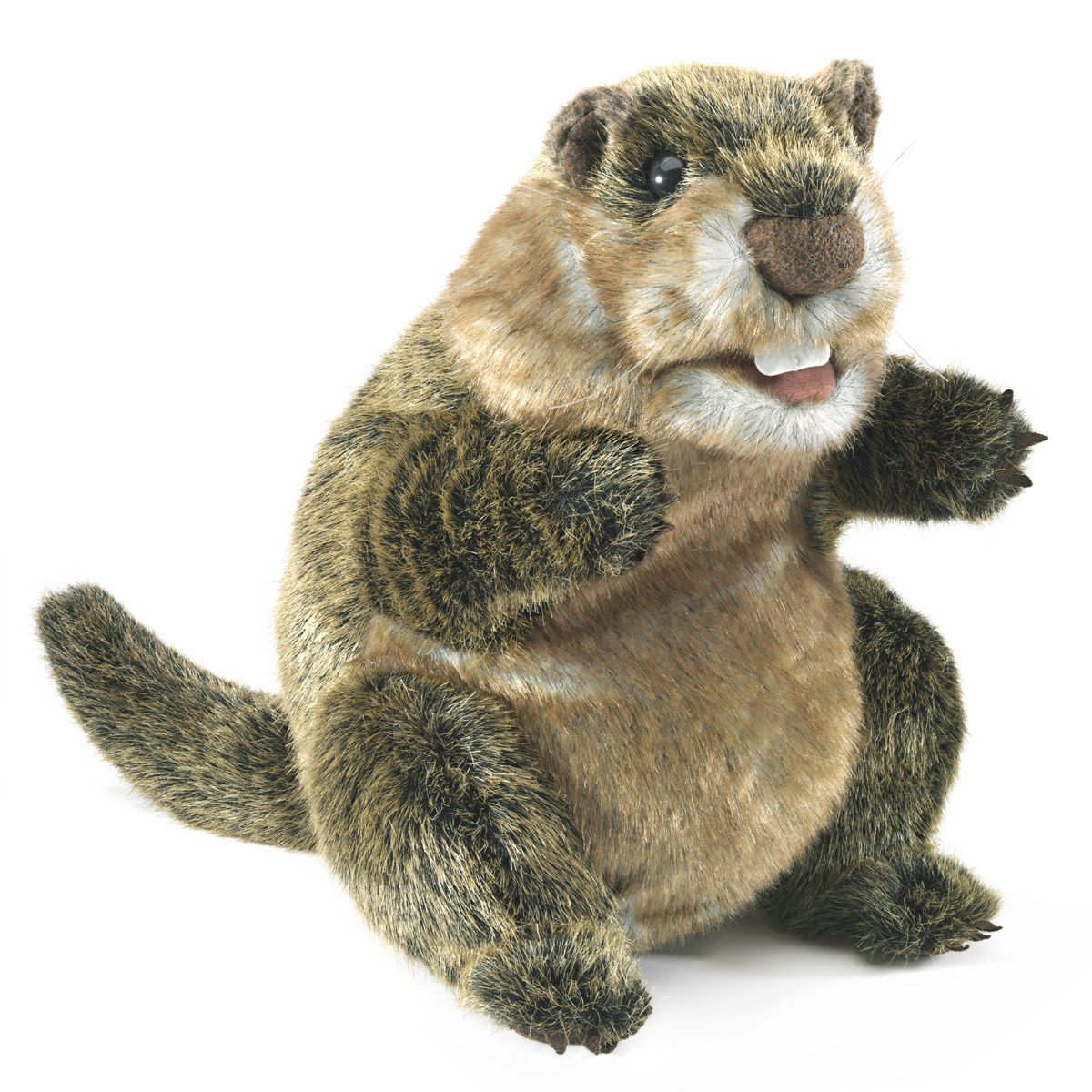 Folkmanis Groundhog (Small Puppet)
