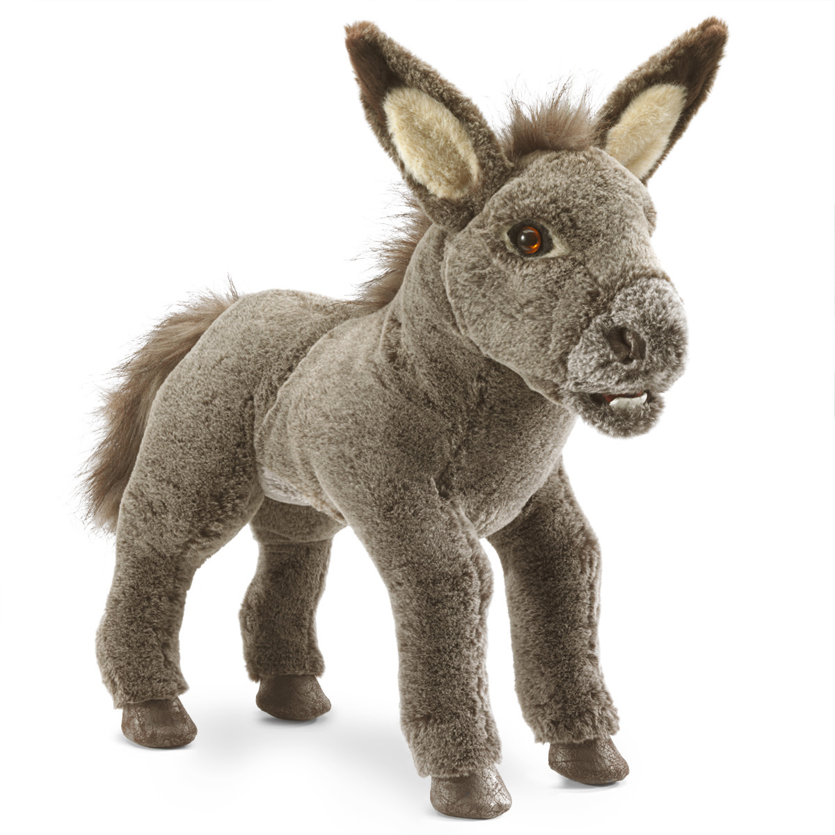 Folkmanis Baby Donkey (Large Puppet)