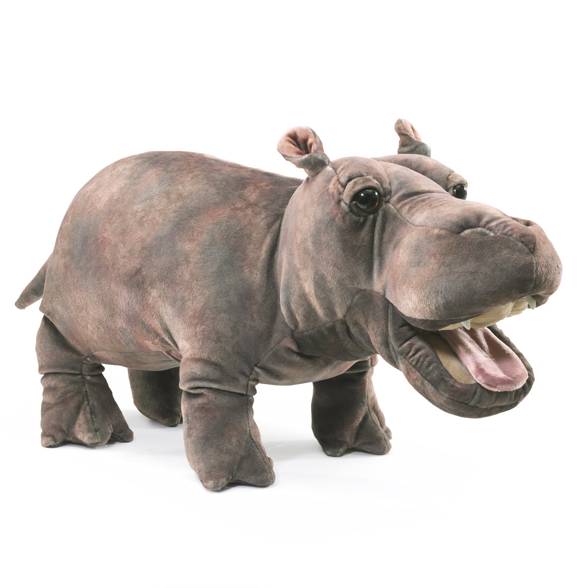 Folkmanis Baby Hippo (Large Puppet)