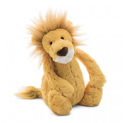 Bashful Lion (Small Plush)