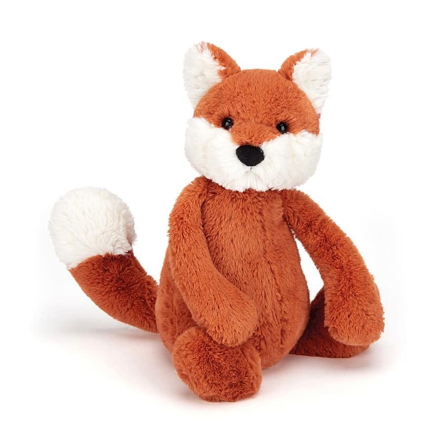 Bashful Fox Cub (Small Plush)