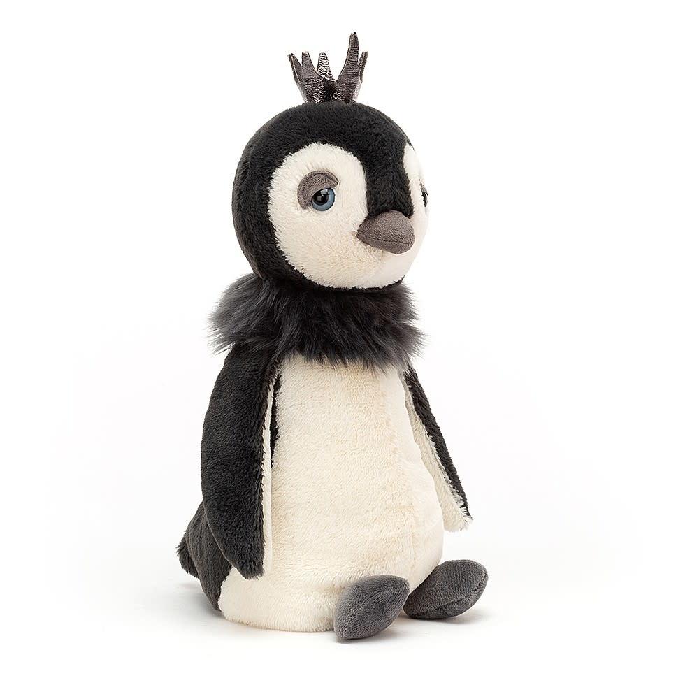 Prince Penguin (Medium Plush)