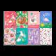 Ooly Funtastic Friends Mini Pocket Pals Journals (Set of 8)