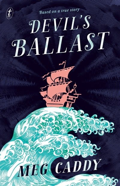 Text Publishing Company Devil's Ballast