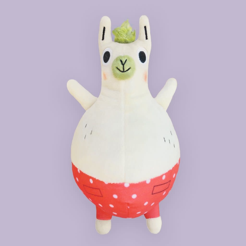 "Llama Destroys the World (9"" Plush)"