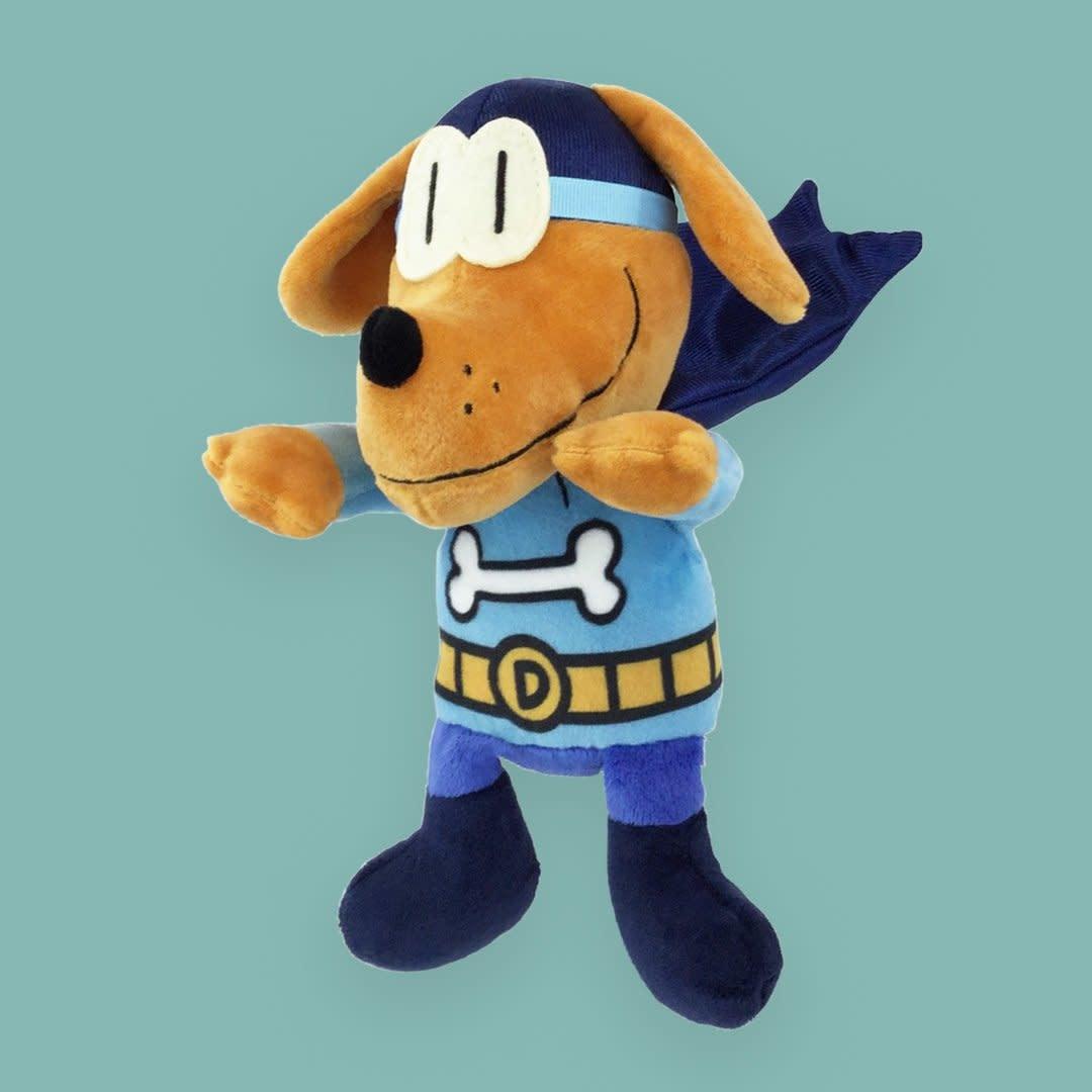 "Dog Man Bark Knight (9"" Plush)"
