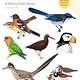 Houghton Mifflin Harcourt Peterson Field Guide to Birds of Western North America, Fifth Edition