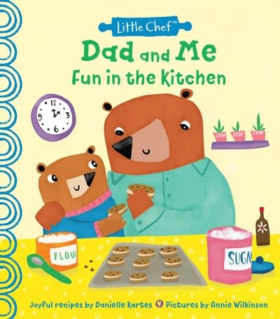 Sourcebooks Explore Dad and Me Fun in the Kitchen