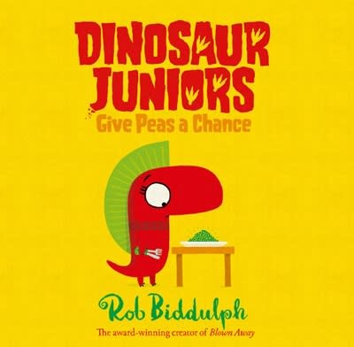 Harper Collins Children's Books Dinosaur Juniors: Give Peas a Chance