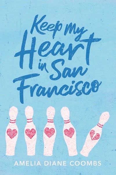 Simon Pulse Keep My Heart in San Francisco