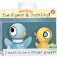 Pigeon and Duckling Finger Puppets