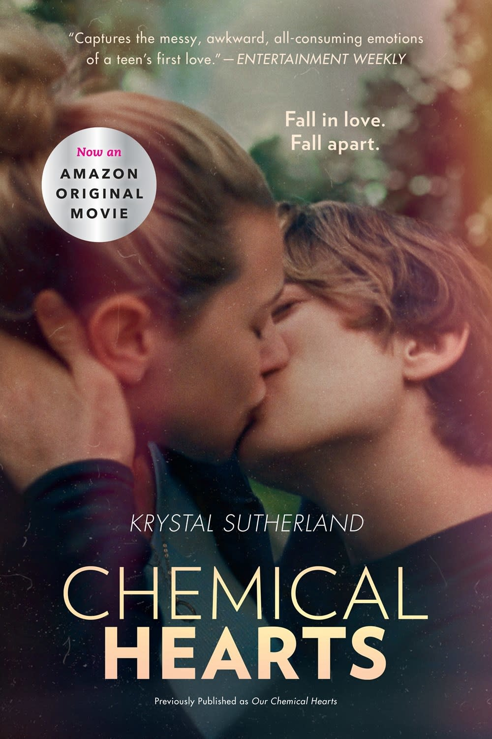 Penguin Books Chemical Hearts (Movie Tie-in Edition)
