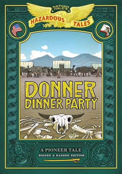 Amulet Books Donner Dinner Party: Bigger & Badder Edition