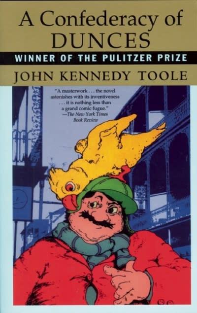 Grove Press A Confederacy of Dunces: A Novel
