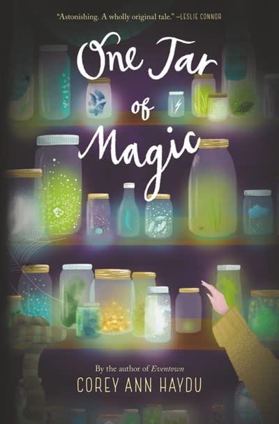 Katherine Tegen Books One Jar of Magic