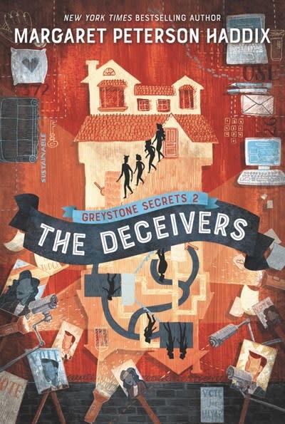 Katherine Tegen Books Greystone Secrets 02 The Deceivers