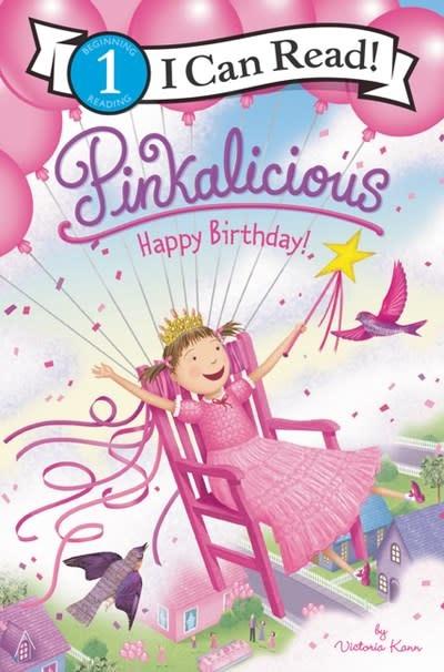 HarperCollins Pinkalicious: Happy Birthday!