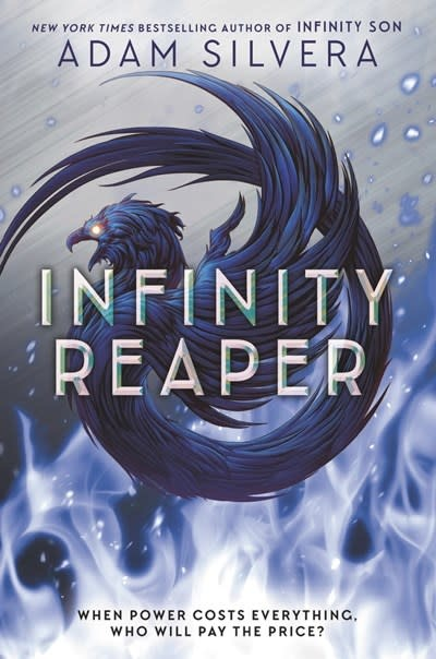 Quill Tree Books Infinity Reaper