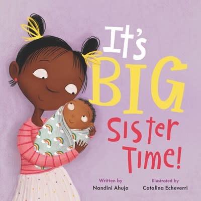 HarperFestival It's Big Sister Time!