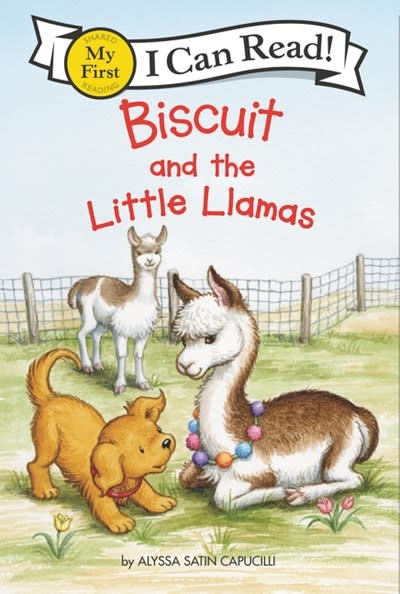 HarperCollins Biscuit and the Little Llamas