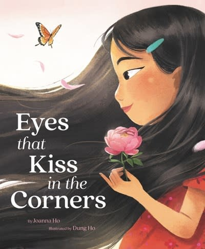 HarperCollins Eyes That Kiss in the Corners