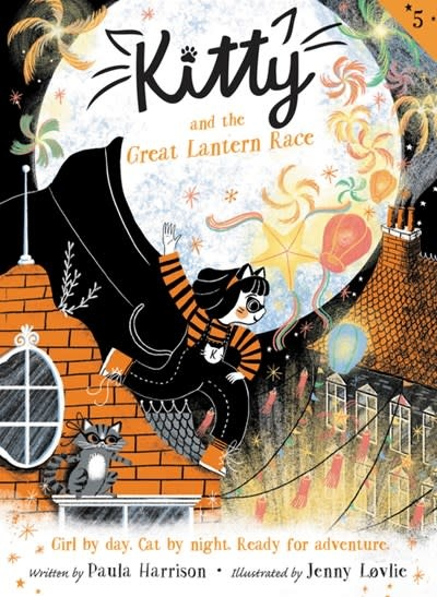 Greenwillow Books Kitty and the Great Lantern Race