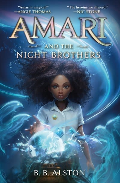 Balzer + Bray Amari and the Night Brothers