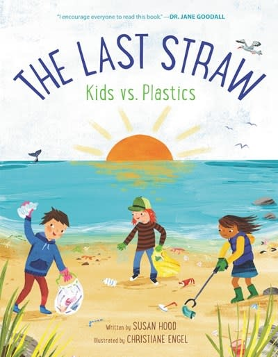 HarperCollins The Last Straw: Kids vs. Plastics