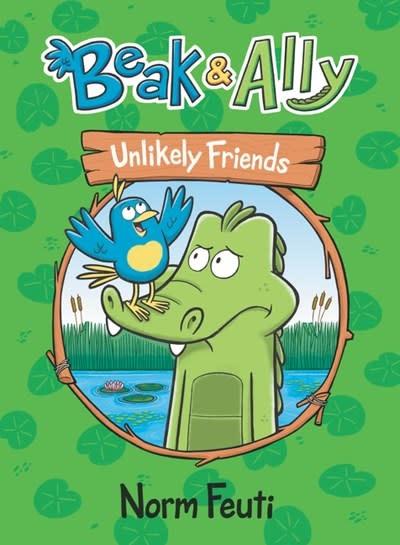 HarperAlley Beak & Ally #1: Unlikely Friends