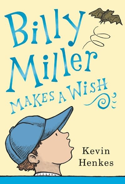 Greenwillow Books Billy Miller Makes a Wish