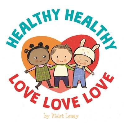 HarperFestival Healthy, Healthy. Love, Love, Love.