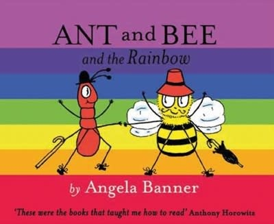 Egmont Ant and Bee and the Rainbow