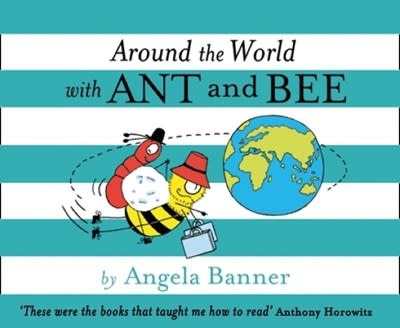 Egmont Around the World With Ant and Bee