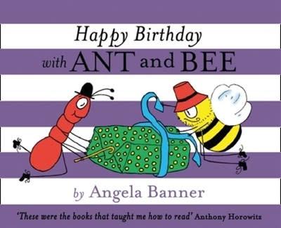 Egmont Happy Birthday with Ant and Bee