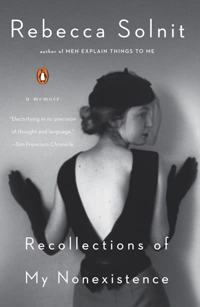 Penguin Books Recollections of My Nonexistence
