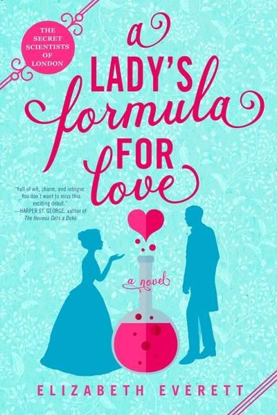 Berkley A Lady's Formula for Love: A novel