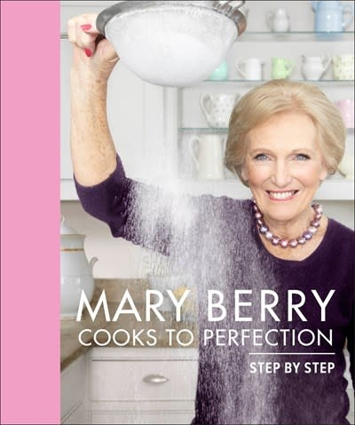 DK Mary Berry Cooks to Perfection