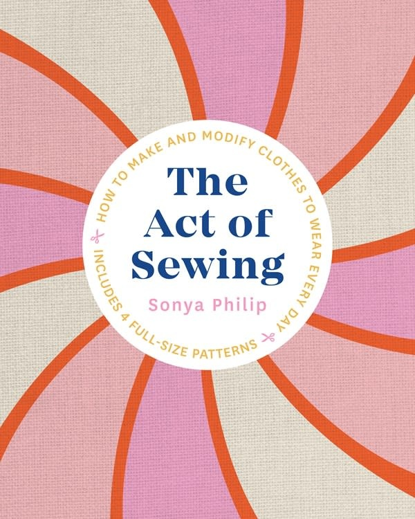 Roost Books The Act of Sewing