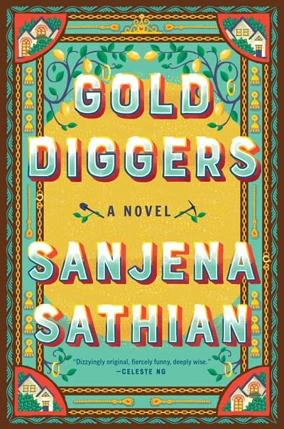 Penguin Press Gold Diggers