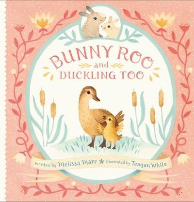 Nancy Paulsen Books Bunny Roo and Duckling Too