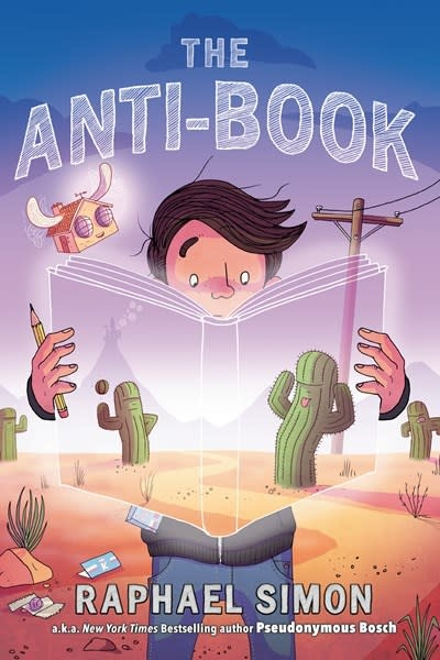 Dial Books The Anti-Book