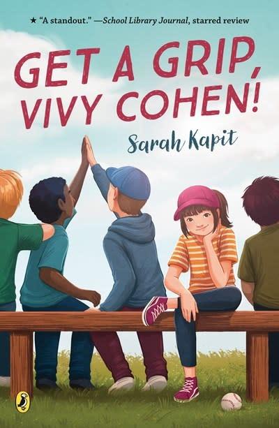 Puffin Books Get a Grip, Vivy Cohen!
